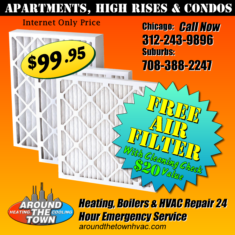 Chicago High Rise and Condos AC Repair