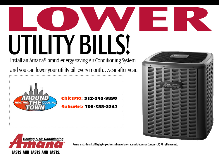 Air Conditioning Repair Logan Square: 60647, 60641, 60639