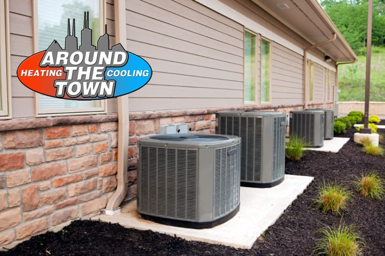 Chicago Air Conditioning, Air Conditioner Repair, Central Air Conditioning Cleaning