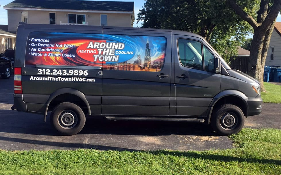 Chicago, Beverly Air Conditioning Repair