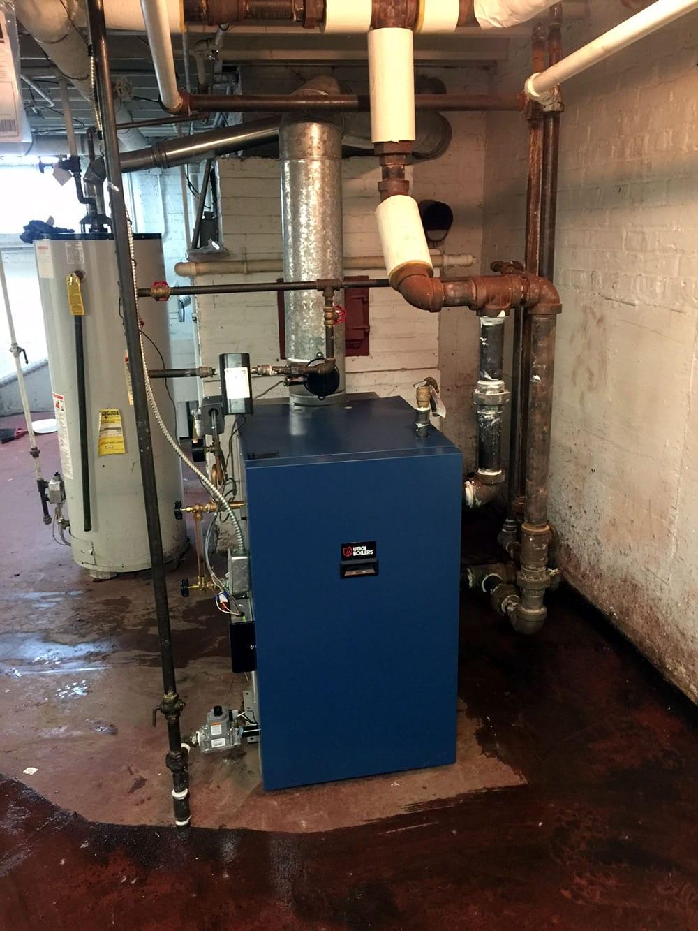 Chicago Boiler Repair Around The Town Hvac