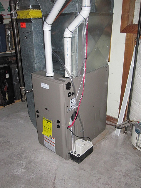 New Furnace Installation In Chicago Around The Town Hvac